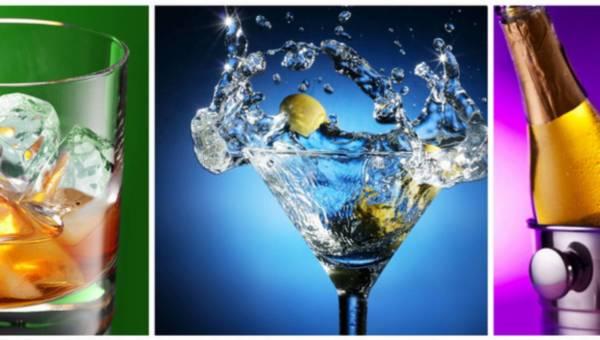 Przepisy na drinki na Sylwestra – 5 prawdziwie HOT propozycji!