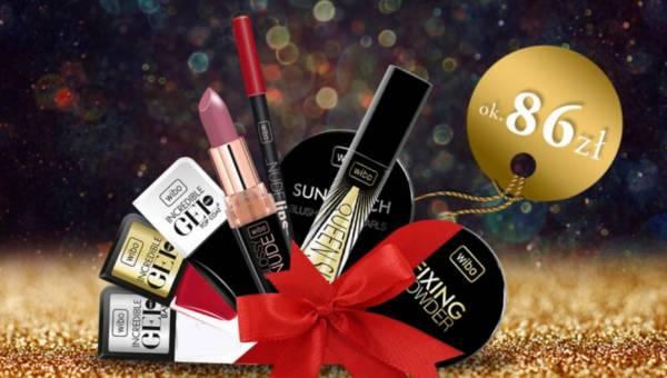 Świąteczne nowości makijażowe od WIBO