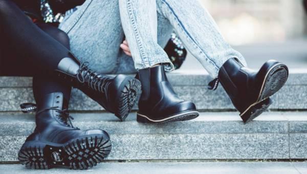 Buntownicza kolekcja butów Altercore