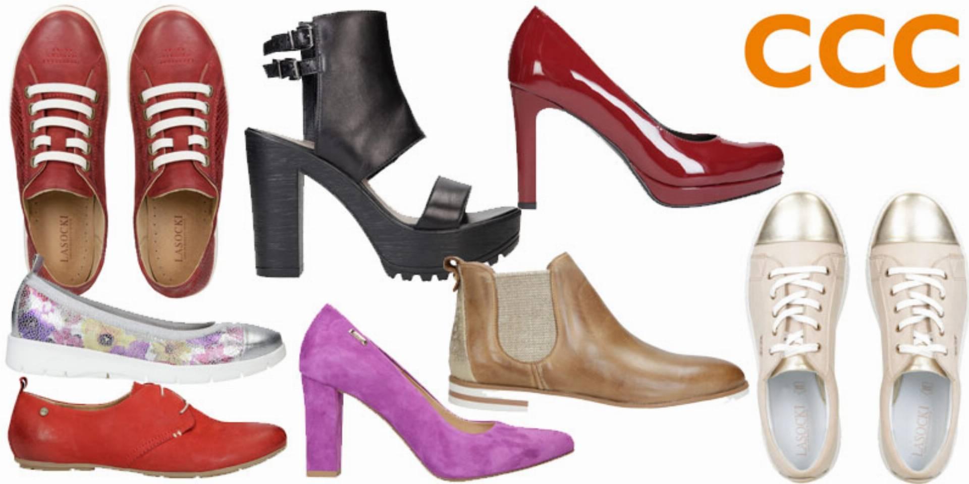 Ccc buty damskie