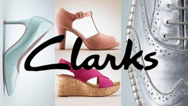 Kolekcja obuwia Clarks wiosna – lato 2016