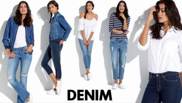 Jak dobrać i z czym zestawić modne jeansy?