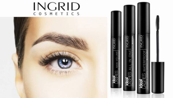Nowe maskary IDEAL LASHES od INGRID