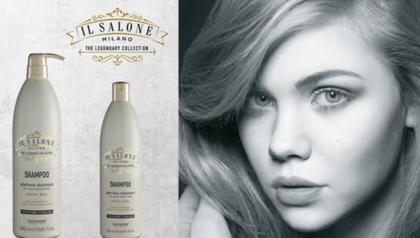 Szampon IL SALONE MILANO – Glorious Shampoo