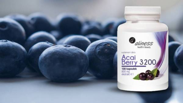 Suplement diety: Acai Berry 3200