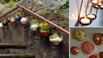 DIY: 10 pomysłów jak wykorzystać stare akcesoria kuchenne