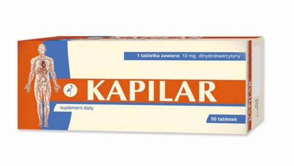 Suplement: Kapilar – żeby żyły dobrze nam służyły
