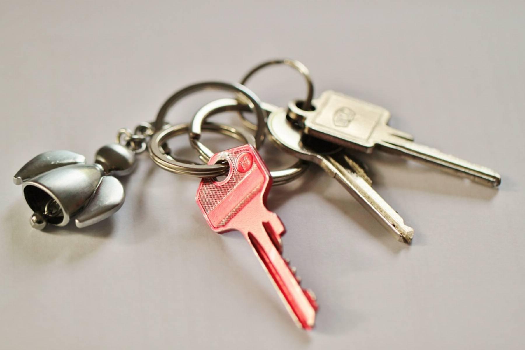 klucze włamanie dom
