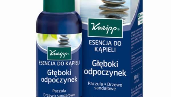 """Kneipp, Esencja do kąpieli """"Głęboki odpoczynek"""""""