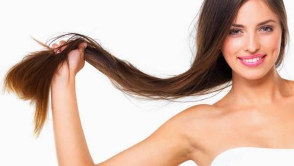 Wyciągi roślinne dla zniszczonych włosów