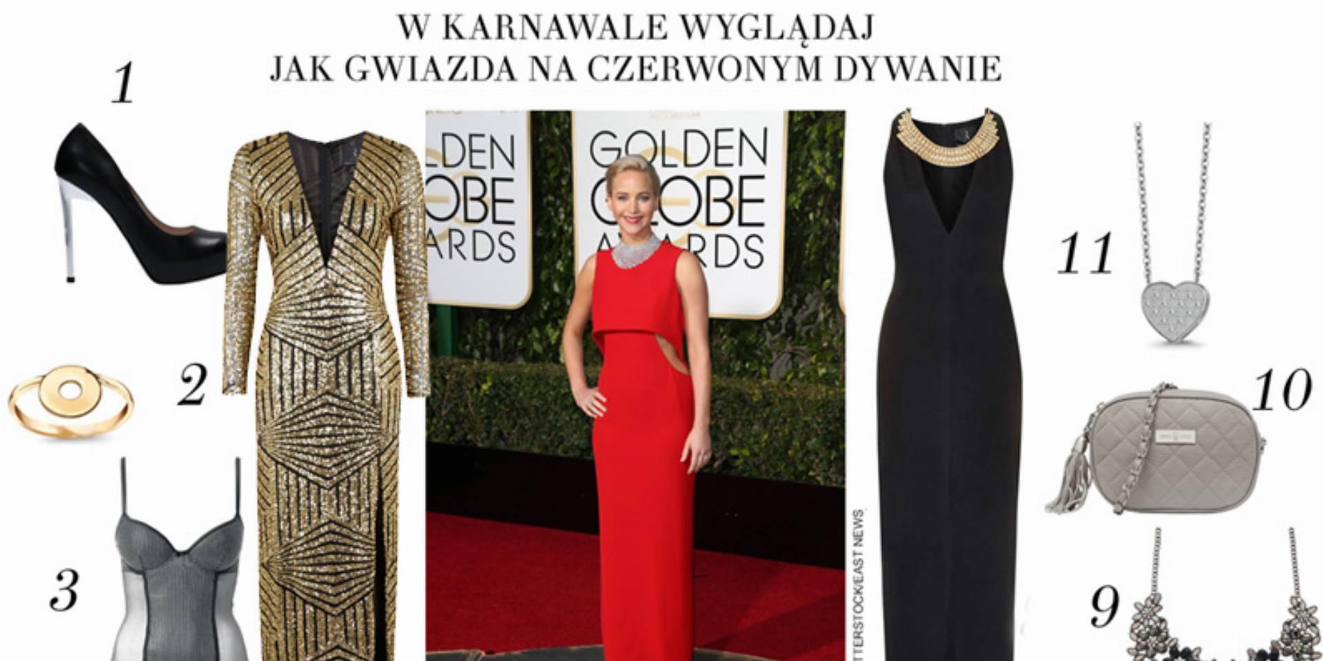 64a5605aa5 Shoppingowy przegląd – czerwone sukienki idealne na Walentynki i nie tylko!  Sukienki na karnawał 2016 – prosto z czerwonego dywanu