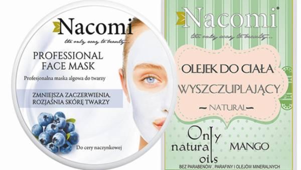 Styczniowe nowości kosmetyczne Nacomi