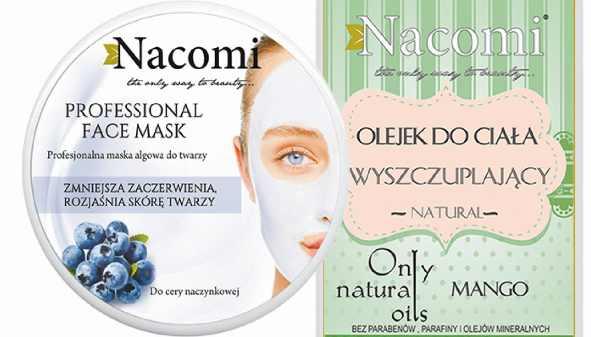 nowości kosmetyczne nacomi