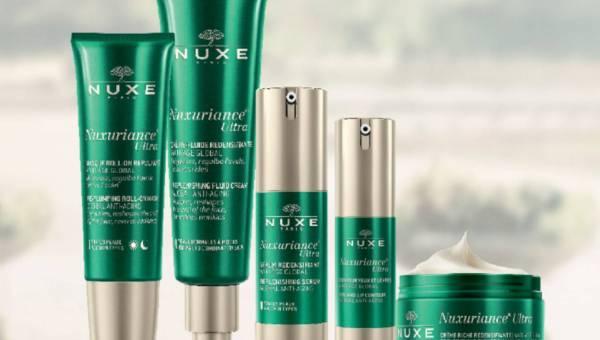 Nowa seria marki Nuxe: Nuxuriance Ultra – unikatowa pielęgnacja przeciwstarzeniowa