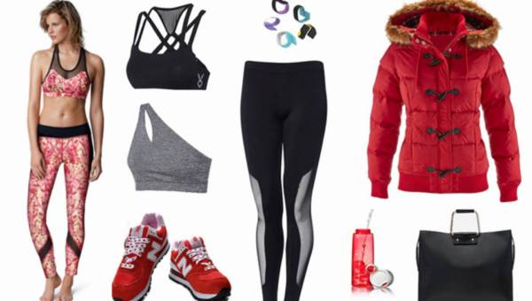 Bądź fit w Nowym Roku – sportowe stylizacje