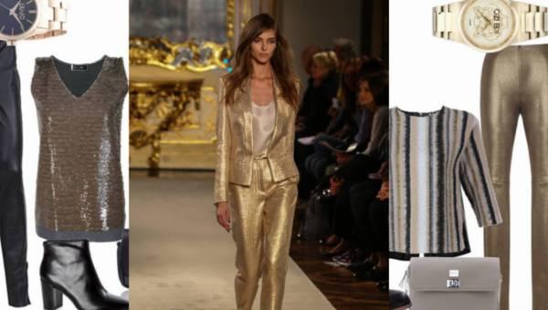 Stylizacje ze spodniami na karnawał 2016 – eleganckie i stonowane