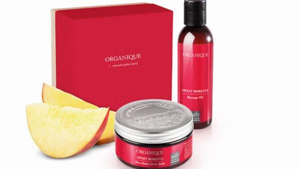 Słodkie chwile o zapachu mango – Organique na walentynki