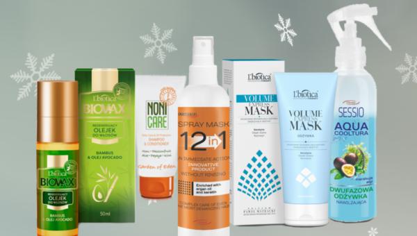 Kosmetyki do włosów na zimę