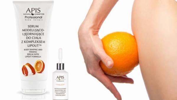 APIS Orange terApis – seria kosmetyków modelująco-wyszczuplających