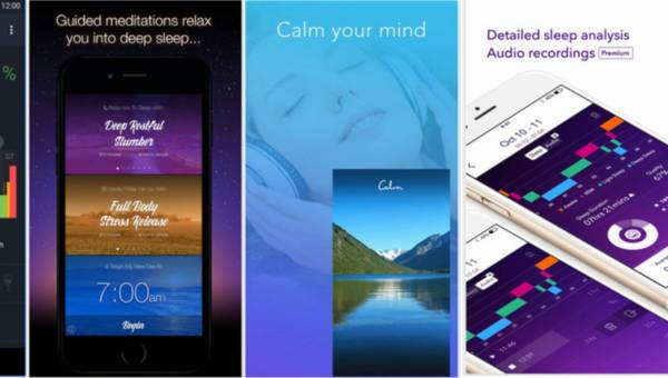 Jak szybko zasnąć? Oto 7 skutecznych aplikacji na komórkę, które mogą Ci pomóc