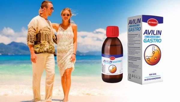 Avilin Balsam Gastro – urlop bez problemów żołądkowych