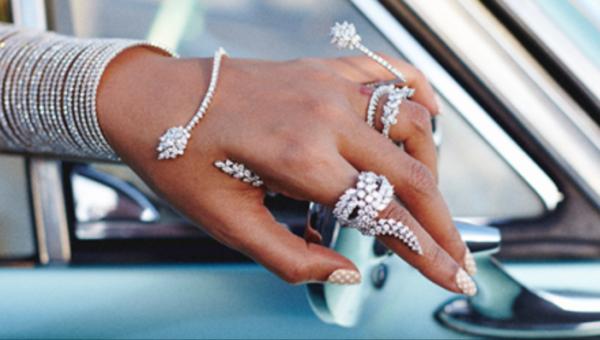 "Manicure w stylu Beyonce z teledysku ""Formation"" od NCLA"