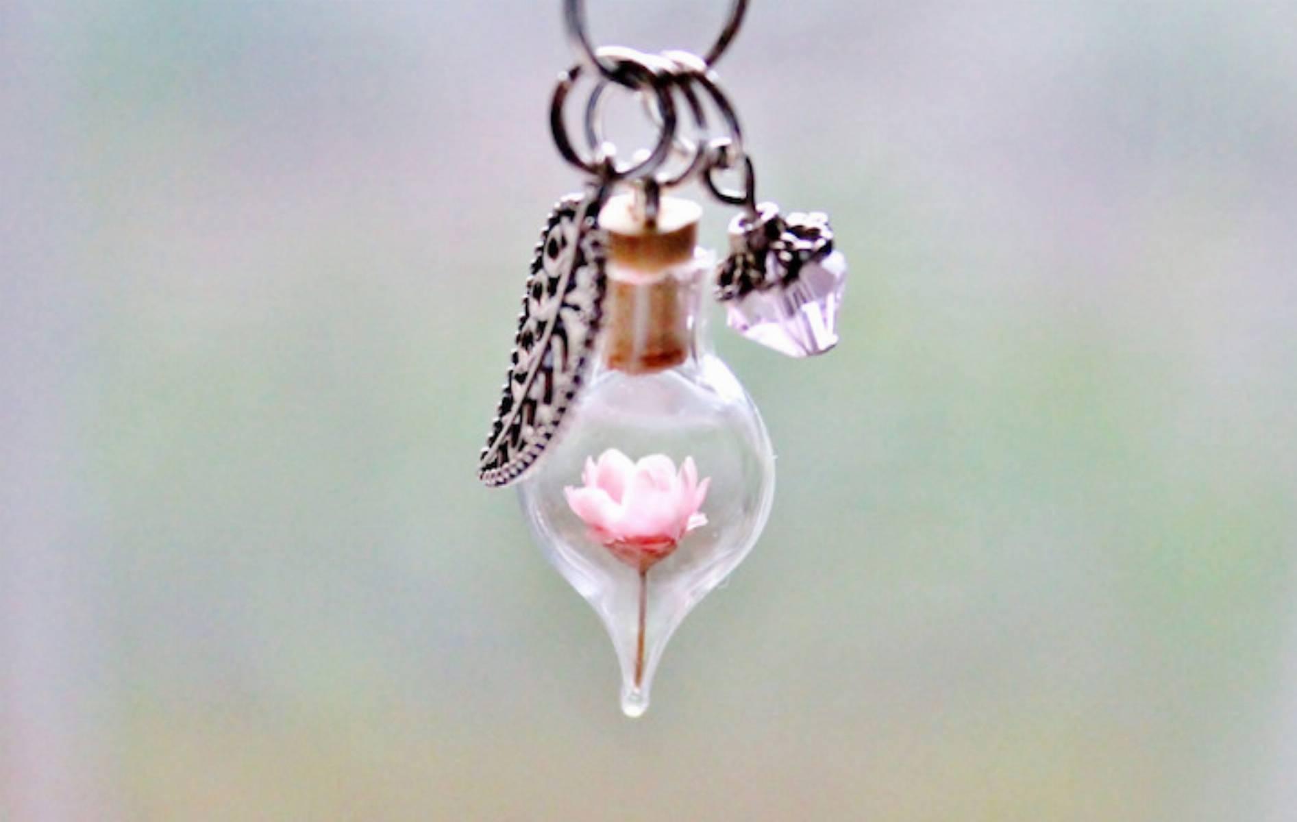 biżuteria z kwiatami 3