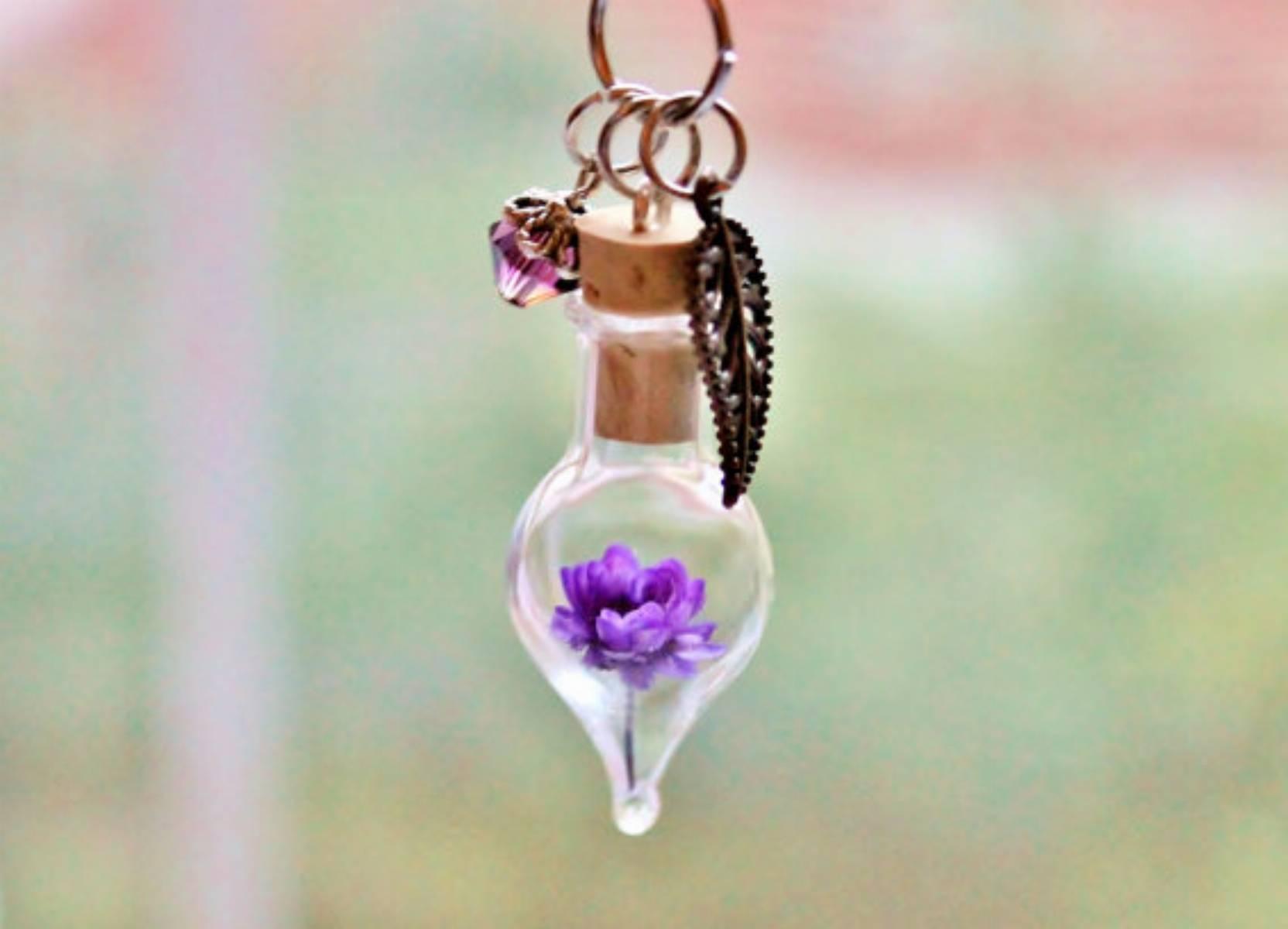 biżuteria z kwiatami 6