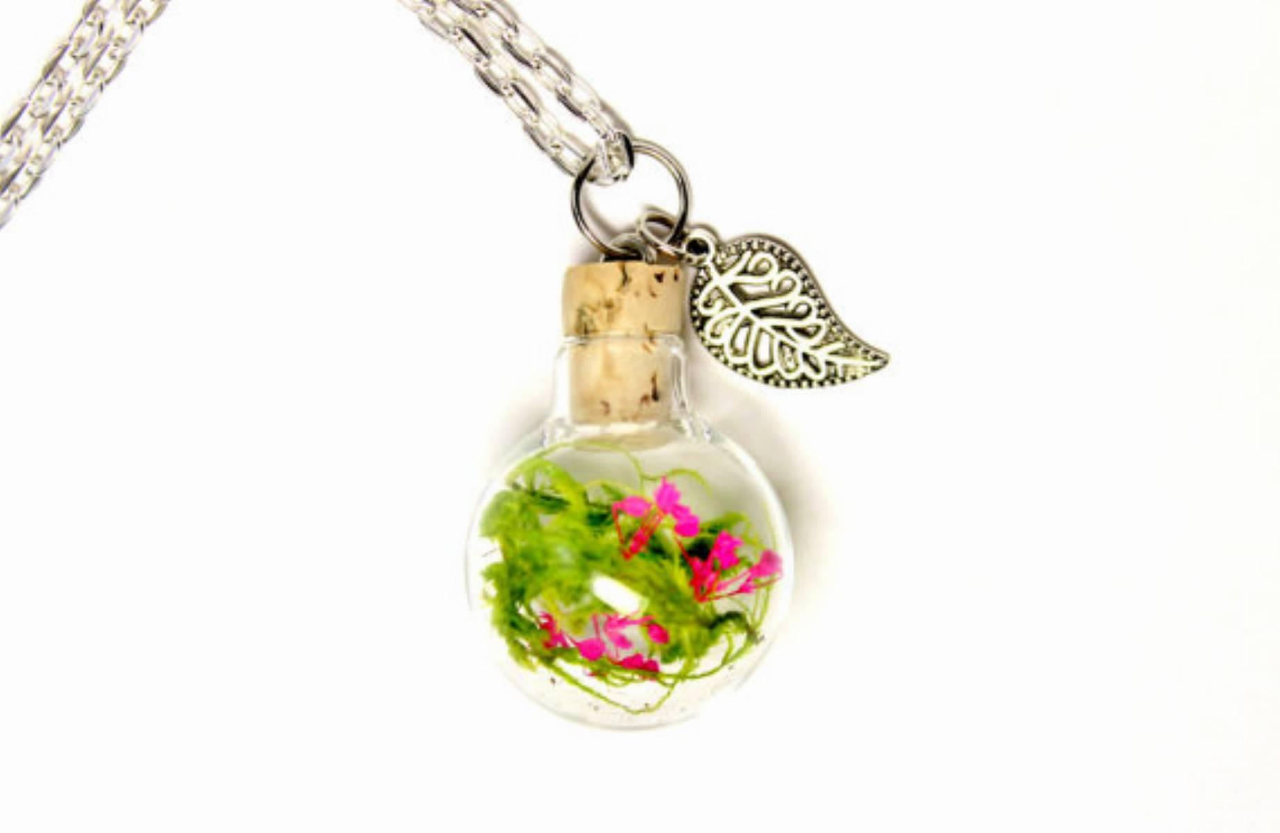 biżuteria z kwiatami 7