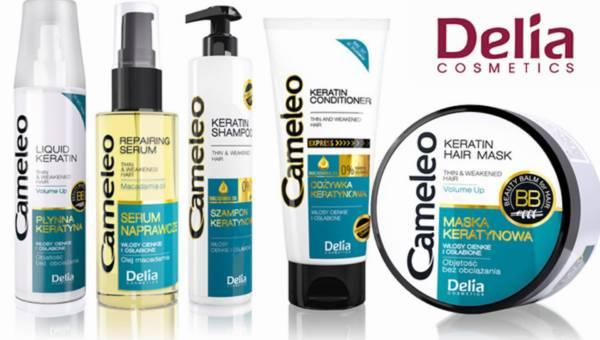 Camaleo BB od Delia Cosmetic – kosmetyki unoszące włosy i zapobiegające elektryzowaniu się
