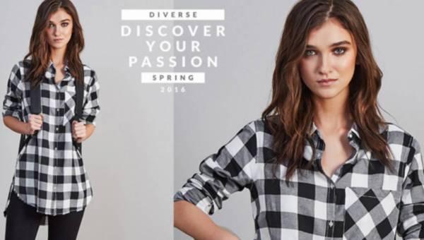 Kolekcja Diverse wiosna 2016