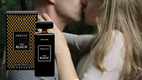 JEAN MARC Pretty Lady Black – zapach idealny na randkę