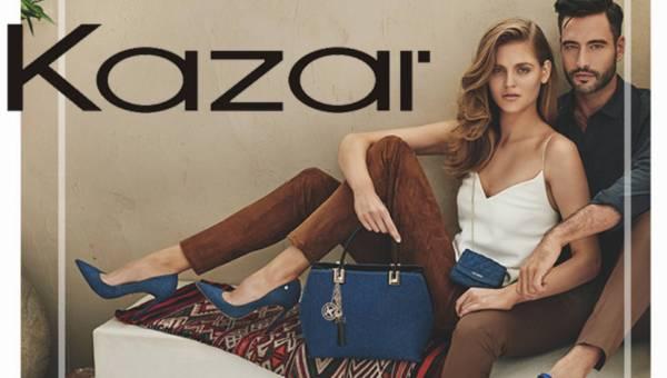 Nowa kolekcja: torebki i buty Kazar wiosna lato 2016