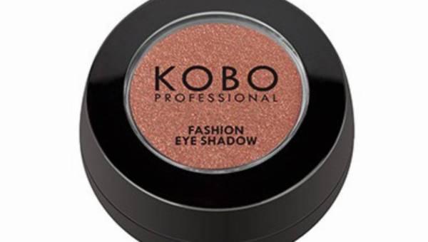 KOBO PROFESSIONAL, FASHION EYE SHADOW – metaliczny cień do powiek