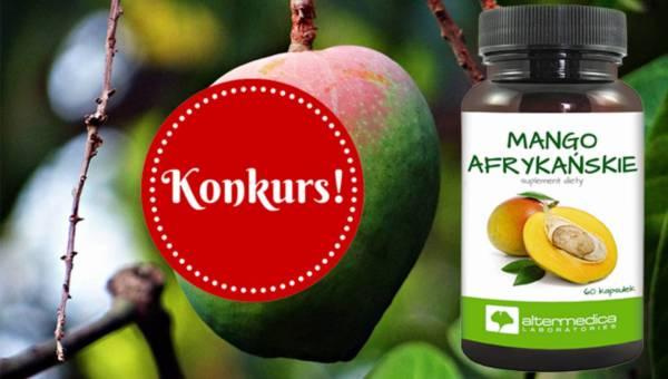 Wyniki konkursu: Mango Afrykańskie pomoże Ci schudnąć na wiosnę!