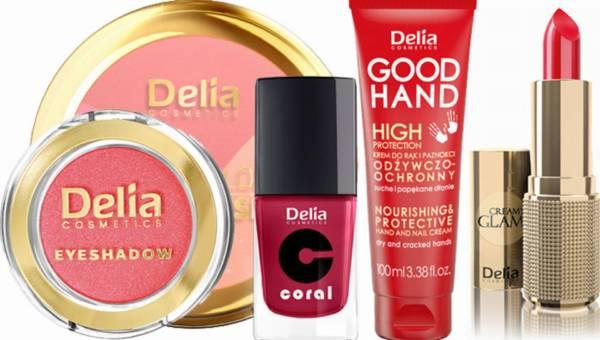 Kosmetyki na walentynki od Delia Cosmetics