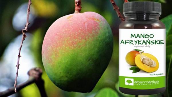 Mango Afrykańskie – odchudzanie z nim to pestka