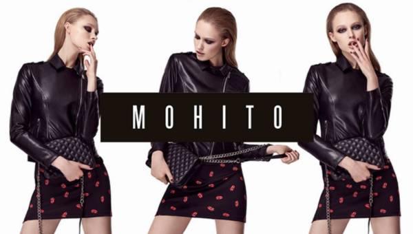 Mohito wiosna 2016 – Lips On Fire w stylu Rolling Stonesów
