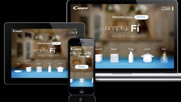 Odkryj Simply-Fi – zdalną obsługę urządzeń AGD