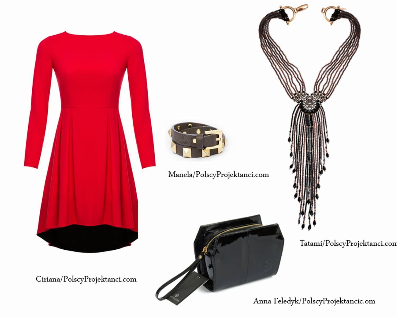 PolscyProjektanci.com_stylizacja_ognista_czerwien_sukienki na Walentynki