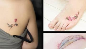 Minimalistyczne Tatuaże Damskie 50 Top Pomysłów