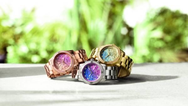 POP SUGAR – zegarki z kolekcji GUESS wiosna 2015