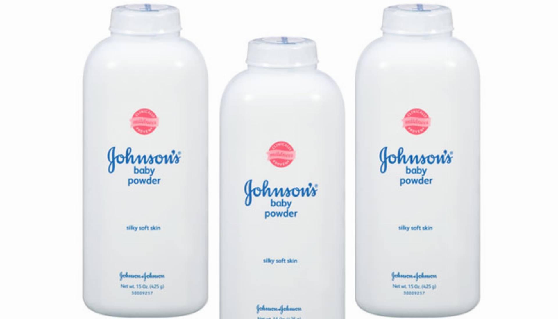 puder tal dla niemowląt Johnson & Johnson_ czy jest rakotwórczy