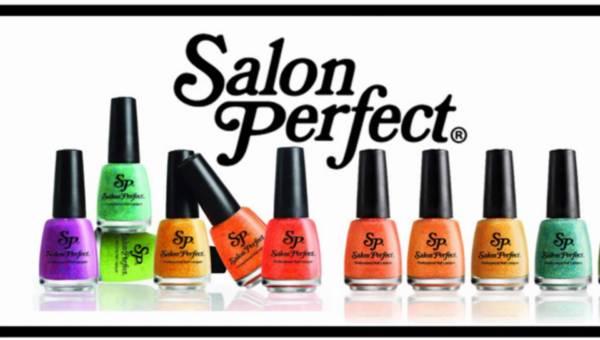 Nowośc na rynku – lakiery do paznokci Salon Perfect