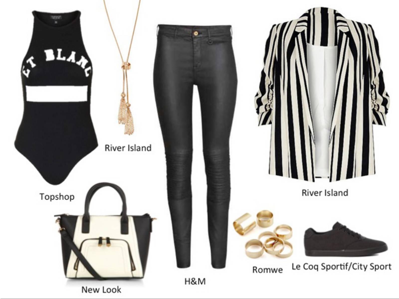stylizacje Black&White (3)