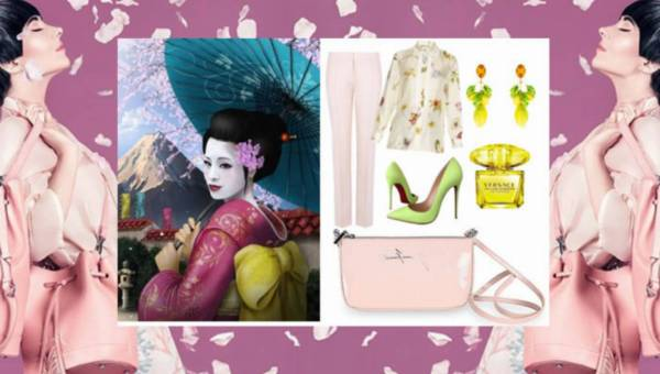 Modowe inspiracje 2016 – w stylu Orientu