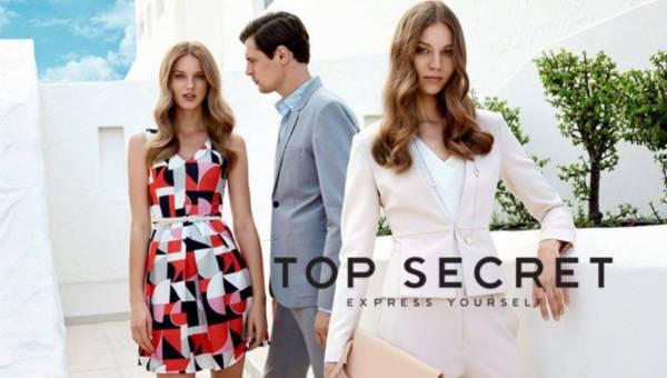 Top Secret wiosna lato 2016