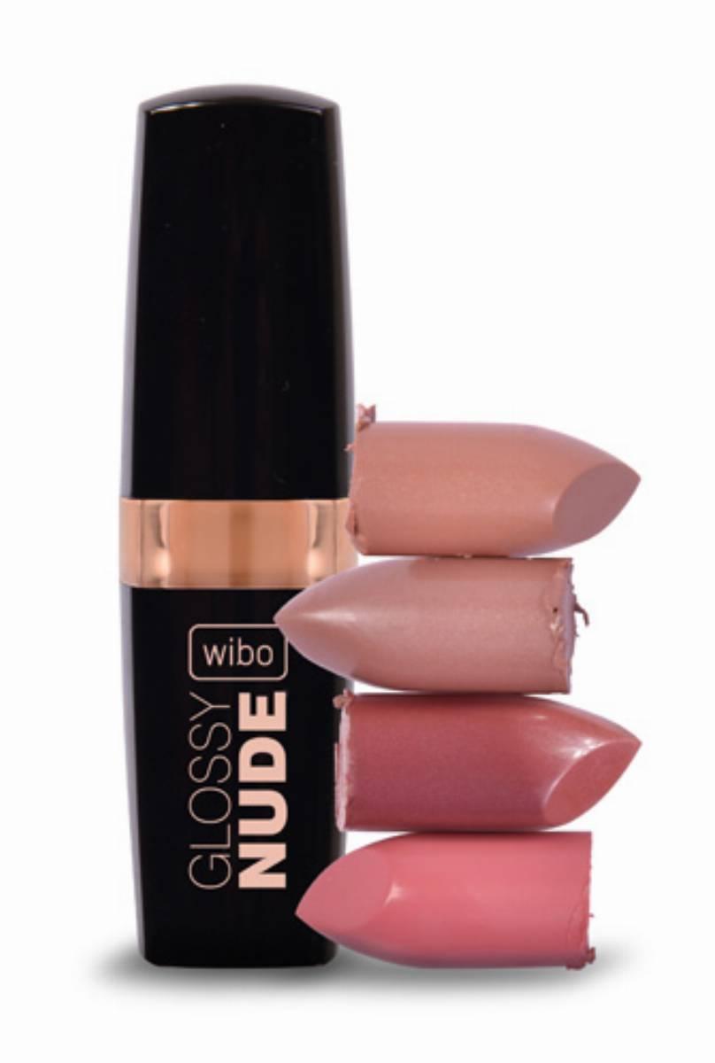 WIBO_pomadka Glossy Nude 1   11,59 Zł