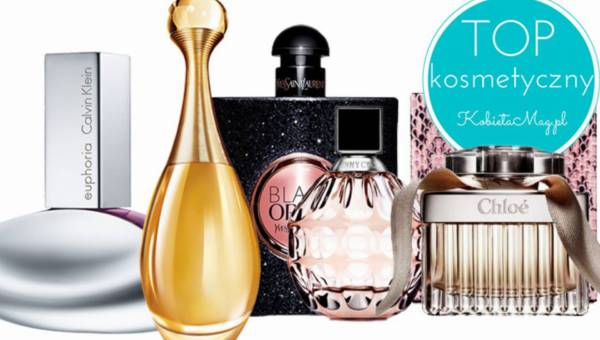 Top 10: Najbardziej zmysłowe perfumy damskie