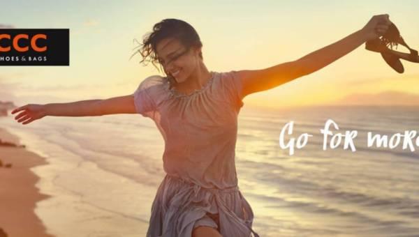 Nowa kampania marki CCC wiosna lato 2016 – bez udziału celebrytów